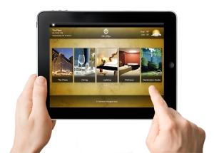 iPad-Hotel