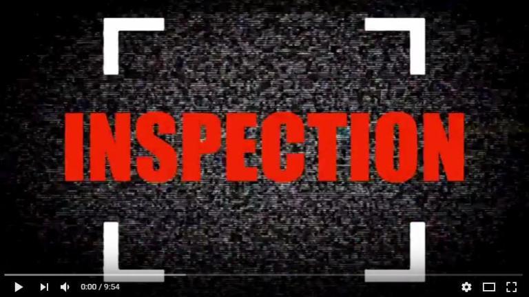 Inspection TV