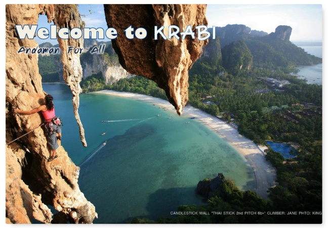 welcome to KRABI